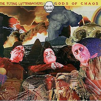 Flyvende Luttenbachers - guder af kaos [CD] USA import