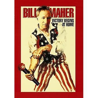 Bill Maher - sejr begynder i Home [DVD] USA import