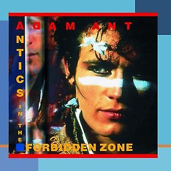 Adam Ant - Antics in the Forbidden Zone [CD] USA import