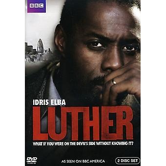 Luther - Luther: Sæson 1 [DVD] USA importerer