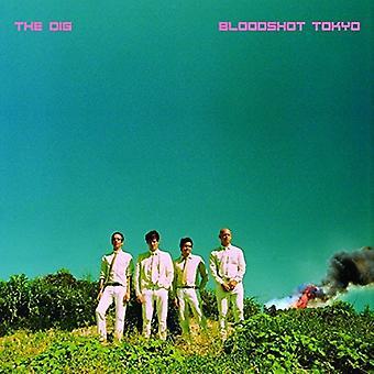 Grave - blodskudte Tokyo [Vinyl] USA importerer
