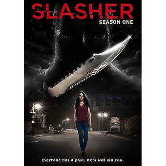 Slasher: Importation saison un USA [DVD]