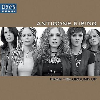 Antigone Rising - From the Ground Up [CD] USA import