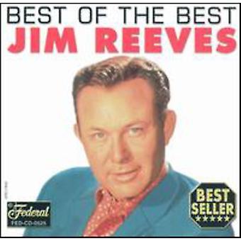 Jim Reeves - bedste af det bedste [CD] USA import
