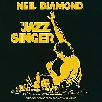 Neil Diamond - Jazz Singer (originale sange fra Motion Picture) [Vinyl] USA importerer
