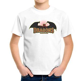 Slavers Bay Dragons Game of Thrones Daenerys Targaryen Kid's T-Shirt