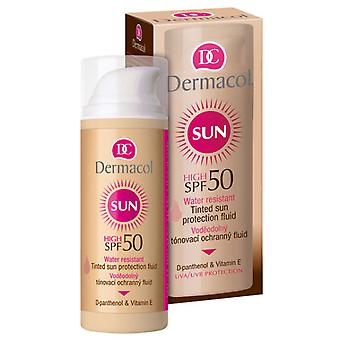 Dermacol  Wr Sun Tinted Sun Protection Fluid Spf50