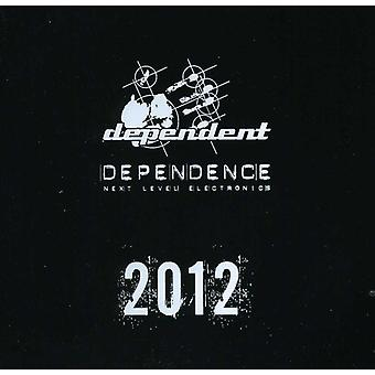 Afhængighed 2012 - afhængighed 2012 [CD] USA import