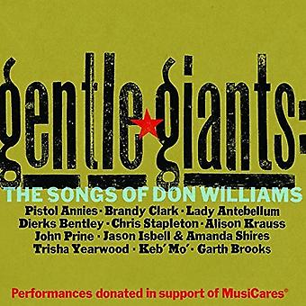 Various Artist - Gentle Giants: The Songs of Don Williams [CD] USA import