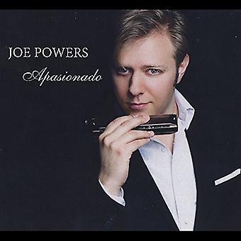 Joe Powers - Apasionado [CD] USA import