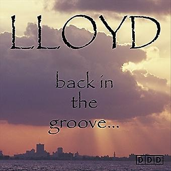 Lloyd - powrót w import USA Groove [CD]