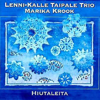 Lenni-Kalle Taipale Trio, Marika Krook: Flocken (CD)