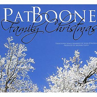 Pat Boone - familie jul [CD] USA import