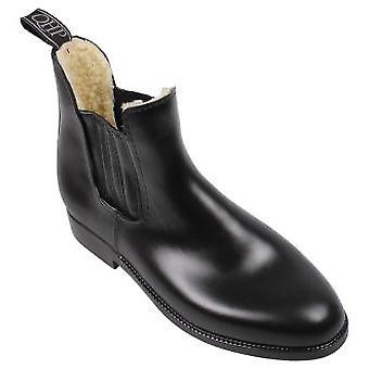 QHP Booty Thermojodhpur Junior Black (Horses , Rider equipment , Clothes , Boots)