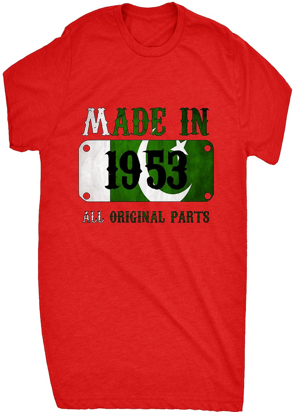 Renowned Made in Pakistan in 1953 All Original Parts