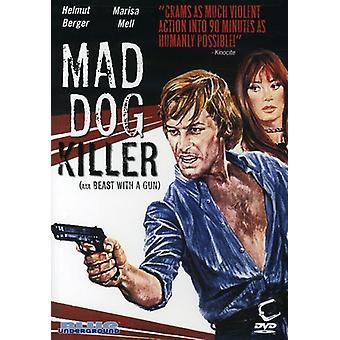 Gal hund Killer (1977) [DVD] USA importerer