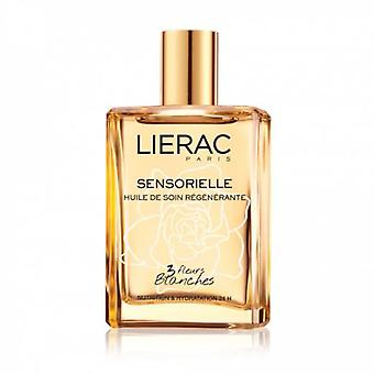 Lierac Body Oil 3 White Flowers Formula 24 H 100 ml  (Cosmetics , Body  , Body oils)