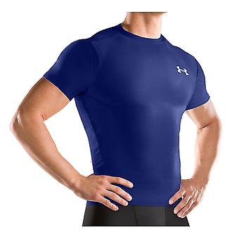UNDER ARMOUR heatgear full Tee [royal]