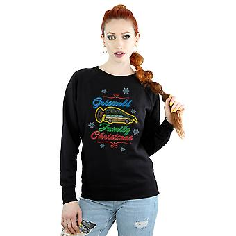 National Lampoon's Christmas Vacation Women's Griswold Family Christmas Sweatshirt