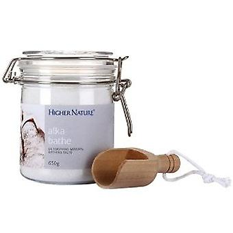 Higher Nature Alka-Bathe Powder 650g