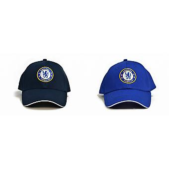 Chelsea FC Official Football Deluxe Baseball Cap