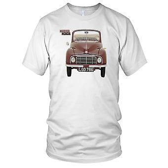 Morris Minor oldtimer bruin dames T Shirt