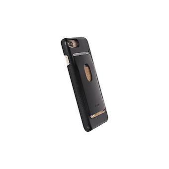 Krusell iPhone 7 Plus, Timrå Wallet Cover, black