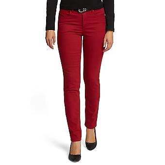 H.I.S ladies trousers Marilyn Ruby Red