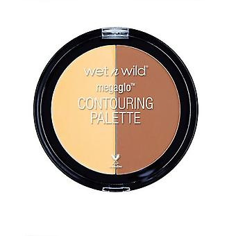 Wet N Wild Megaglo Contouring Palette Caramel Toffee (Make-up , Face , Contouring)