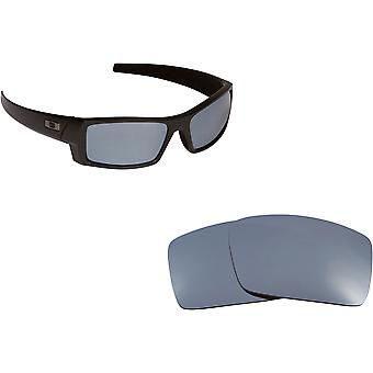 Best SEEK Replacement Lenses Oakley Sunglasses GASCAN S Small Silver Mirror