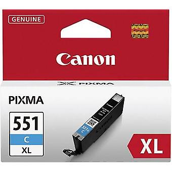 Canon Ink CLI-551C XL Original Cyan 6444B001