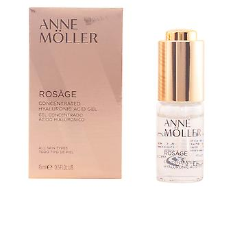 Anne M ller Rosage hyaluronsyre Gel 15ml nye dame Sealed Boxed