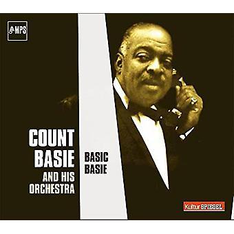 Count Basie & hans orkester - grundlæggende Basie [CD] USA importerer