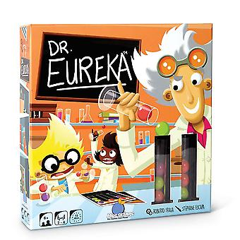 Dr Eureka Mix de moleculen spel