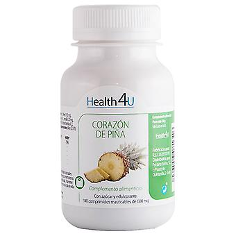 Health 4U Corazón de Piña 100 comprimidos de 600 mg (Diet , Supplements)