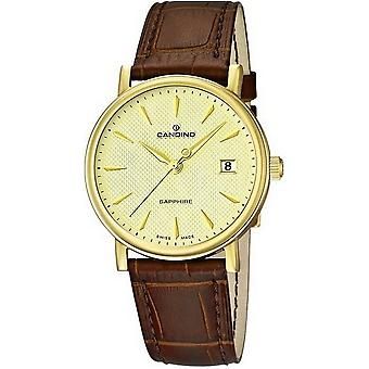 Candino mens Bracelet Watch of classic C4489-3