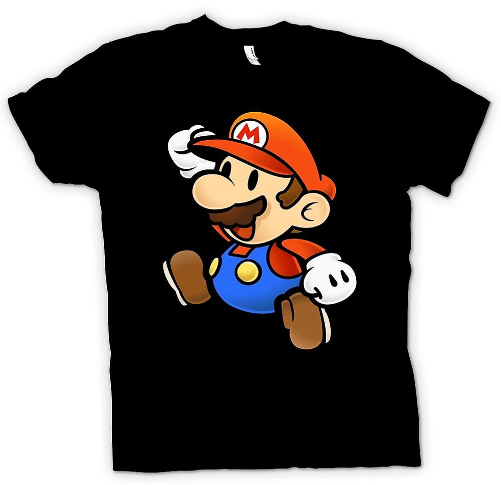 Womens T-shirt - Super Mario - Gamer
