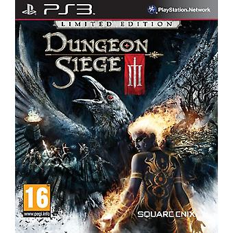 Dungeon Siege III Limited Edition (PS3) - Usine scellée