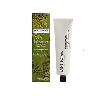 AntiPodes Deliverance Hand Cream 75ml