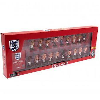 England F.A. SoccerStarz 19 Player Team Pack