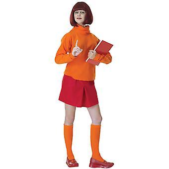 Scooby Doo Velma Kostuum