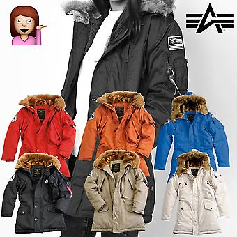 Alpha industries Jack polar Jack Wmn