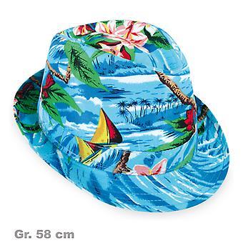 Trilby Hawaii Sommerhut Sonne Herrenhut