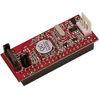 GBIC [1x SATA plug 7-pin - 1x IDE socket 40-pin] LogiLink AD0005B