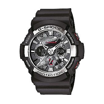Casio GA200-1A Men's Analouge Watches with World Time Function