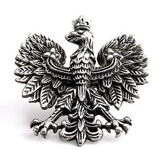Polen Eagle hanger in edelstaal Poolse hanger ketting sieraden