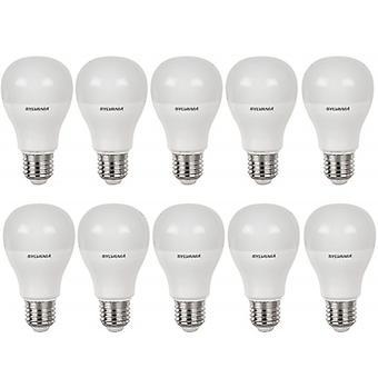 20 x Sylvania ToLEDo A60 E27 V4 9W Homelight LED 810lm [Energy Class A+]