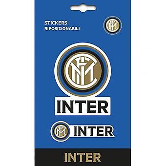 Inter Milan Sticker Set