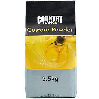 Land Auswahl Puddingpulver