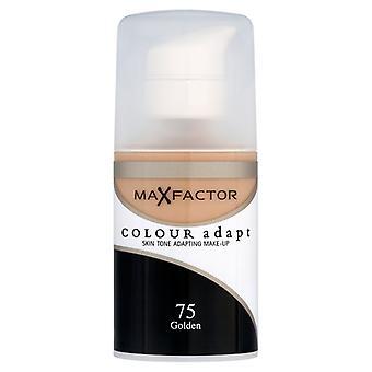Max Factor Colour Adapt Foundation 75 Golden